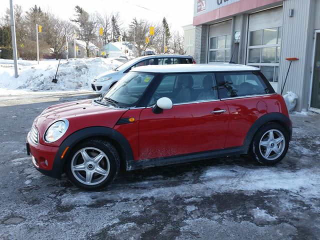 2007 mini cooper ottawa ontario used car for sale 2700840. Black Bedroom Furniture Sets. Home Design Ideas