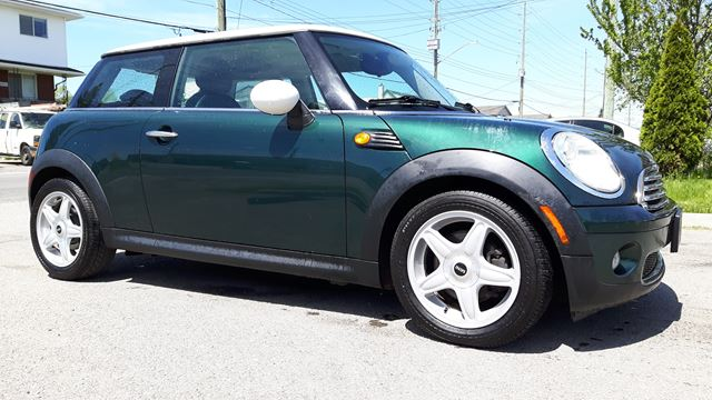 2007 mini cooper classic bluetooth ottawa ontario used. Black Bedroom Furniture Sets. Home Design Ideas