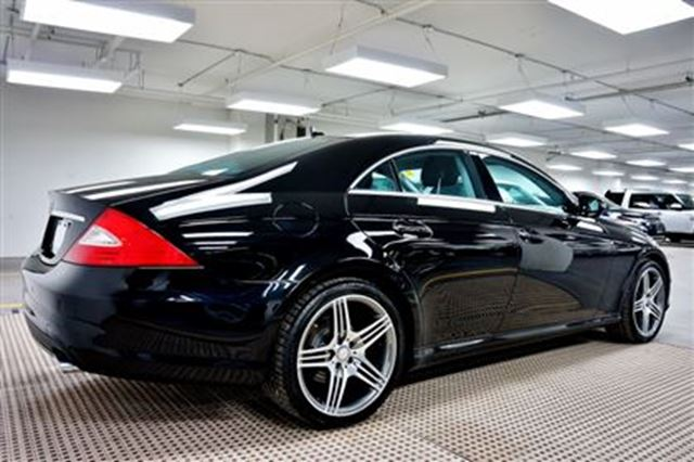 2011 mercedes benz cls class cls550 no accident toronto for Mercedes benz cls for sale