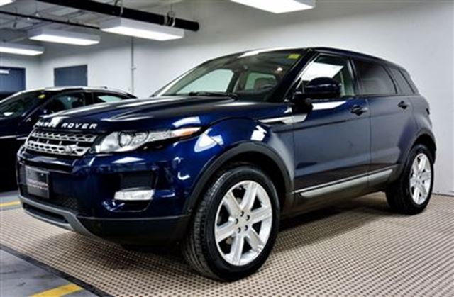 2014 land rover range rover evoque pure plus premium no accident toronto ontario used car for. Black Bedroom Furniture Sets. Home Design Ideas