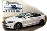 2017 Ford Fusion SE  AWD  NAVIGATION  SUNROOF in Cambridge, Ontario