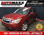 2016 Subaru Forester 2.5i Convenience Package! in Calgary, Alberta