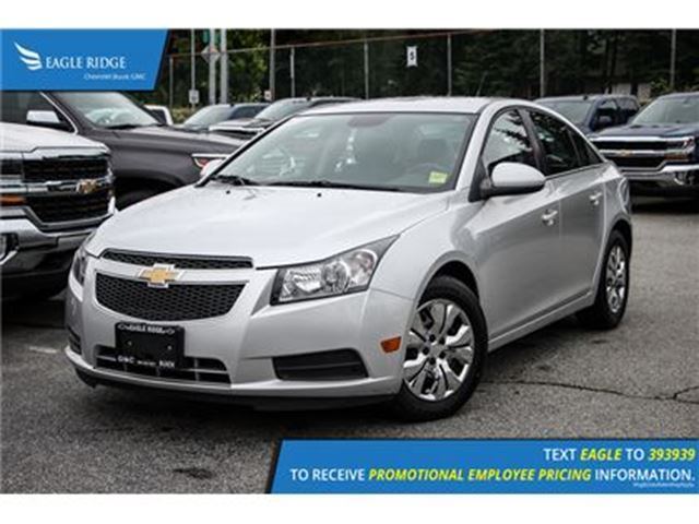 2013 chevrolet cruze lt turbo silver eagle ridge gm. Black Bedroom Furniture Sets. Home Design Ideas