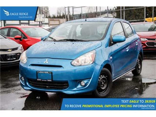 2014 MITSUBISHI MIRAGE SE in Coquitlam, British Columbia