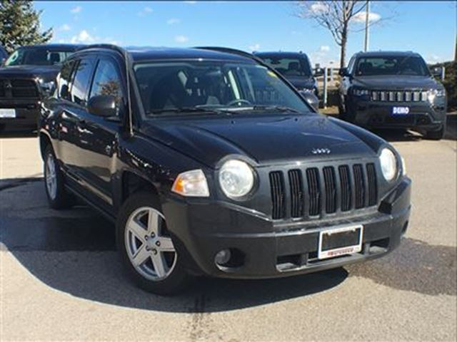 2008 jeep compass north air cond power windows power locks alloy wh mississauga ontario used. Black Bedroom Furniture Sets. Home Design Ideas