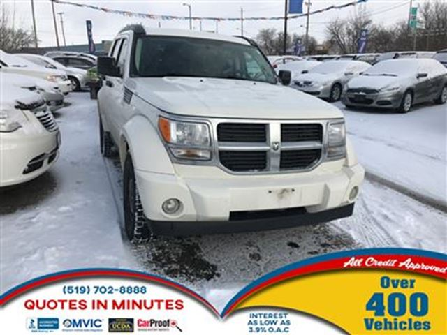 2009 Dodge Nitro SXT   4X4   MUST SEE in London, Ontario