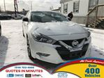 2016 Nissan Maxima SV   ONE OWNER   LEATHER   NAV   CAM in London, Ontario