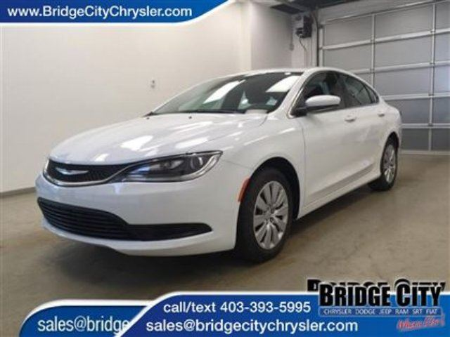 2016 chrysler 200 lx lethbridge alberta used car for. Black Bedroom Furniture Sets. Home Design Ideas