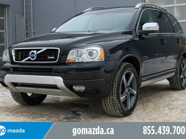 2013 volvo xc90 3 2r black weber mazda. Black Bedroom Furniture Sets. Home Design Ideas