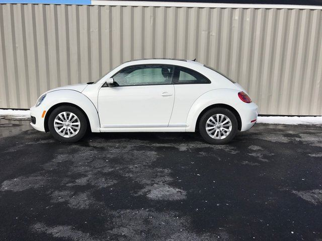 2016 Volkswagen New Beetle Back Up Camera Amp Sun Roof