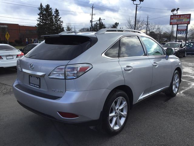 2011 lexus rx 350 awd navi reverse cam oakville ontario used car for sale 2702069. Black Bedroom Furniture Sets. Home Design Ideas