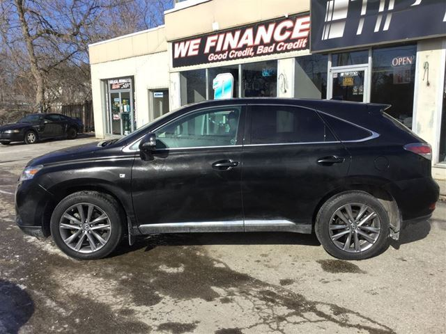 2015 lexus rx 350 f sport nav leather awd sunroof bowmanville ontario used car for. Black Bedroom Furniture Sets. Home Design Ideas