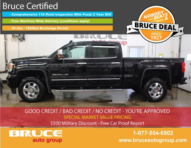2016 gmc sierra 3500 hd z71 denali 6 0l 8 cyl automatic 4x4 crew cab middleton nova scotia. Black Bedroom Furniture Sets. Home Design Ideas