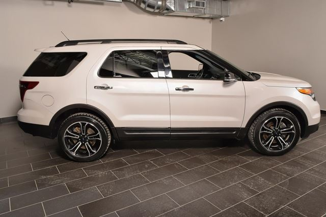 used 2014 ford explorer sport dvd 7 pass awd st leonard. Black Bedroom Furniture Sets. Home Design Ideas