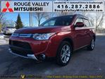 2015 Mitsubishi Outlander ES AWD !!!$62+tax weekly with 0 down in Scarborough, Ontario