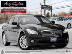 2012 Infiniti M37 AWD ONLY 82K! **TECHNOLOGY PKG** CLEAN CARPROOF in Scarborough, Ontario