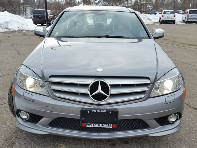 2009 mercedes benz c class c350 4 matic with pano roof. Black Bedroom Furniture Sets. Home Design Ideas