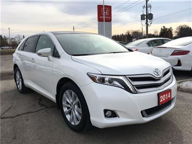 2014 toyota venza limited awd stratford ontario used car for sale 2702549. Black Bedroom Furniture Sets. Home Design Ideas