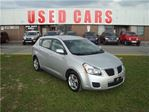 2009 Pontiac Vibe ~ LOW MILEAGE ~ EXTRA CLEAN ~ CERTIFIED ~ in Toronto, Ontario