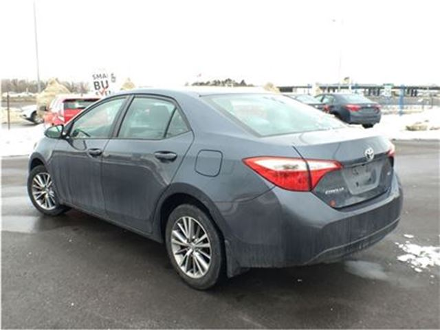 2014 toyota corolla le mississauga ontario used car for sale 2702569. Black Bedroom Furniture Sets. Home Design Ideas