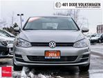 2016 Volkswagen Golf 5-Dr 1.8T Trendline 6sp at w/Tip LOW KM !! NO Acci in Mississauga, Ontario