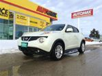 2011 Nissan Juke SL *Sunroof* Turbo* in Winnipeg, Manitoba