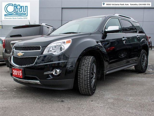 2015 chevrolet equinox ltz toronto ontario used car for. Black Bedroom Furniture Sets. Home Design Ideas