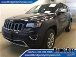 2015 Jeep Grand Cherokee Limited- Leather, Heated Seats, Power Liftgate! in Lethbridge, Alberta