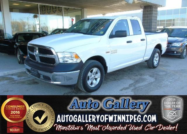 2014 dodge ram 1500 st 4x4 hemi winnipeg manitoba car. Black Bedroom Furniture Sets. Home Design Ideas