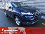 2016 Jeep Cherokee LIMITED/LEATHER/4X4 in Dartmouth, Nova Scotia