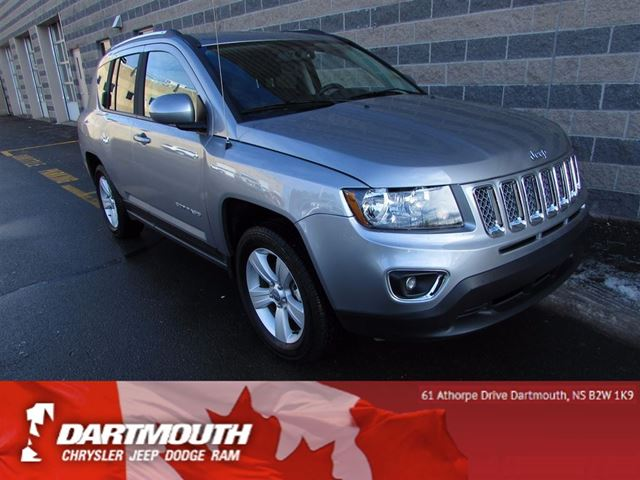 2016 jeep compass high altitude leather 4x4 dartmouth nova scotia used car for sale 2702371. Black Bedroom Furniture Sets. Home Design Ideas