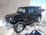 2009 Jeep Wrangler Unlimited Sahara in Gatineau, Quebec