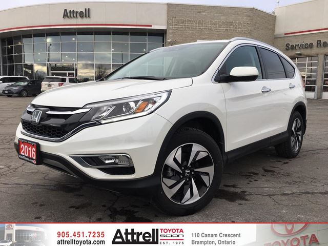 2016 honda cr v white white diamond pearl attrell for Honda crv 2016 white