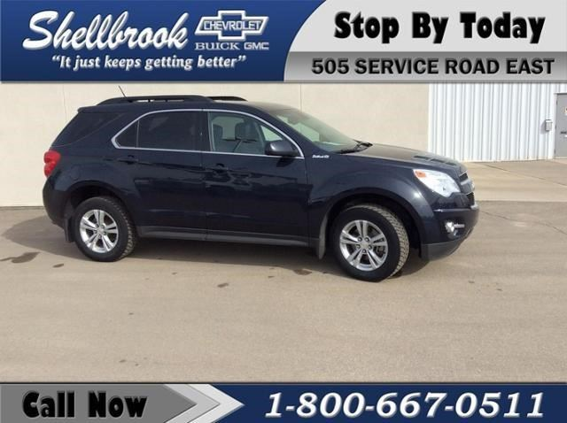 2015 Chevrolet Equinox LT in Shellbrook, Saskatchewan