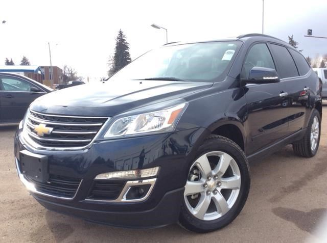 2016 CHEVROLET TRAVERSE LT in Brooks, Alberta