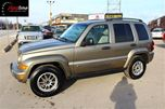 2007 Jeep Liberty Sport 3.7L V6 -HEATED LEATHER-SUNROOF-4X4 in Hamilton, Ontario