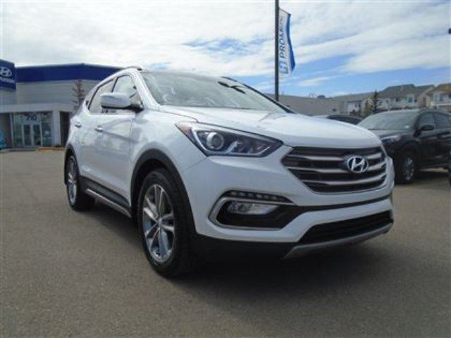 2017 hyundai santa fe 2 0t limited calgary alberta used car for sale 2703004. Black Bedroom Furniture Sets. Home Design Ideas