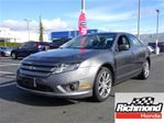 2011 Ford Fusion SEL! 6 Months Limited Powertrain Warranty! in Richmond, British Columbia