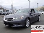 2015 Honda Accord Touring! Honda Certified Extended Warranty to 120 in Richmond, British Columbia