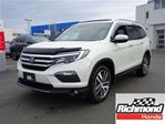 2016 Honda Pilot Touring! Honda Certified Extended Warranty to 120 in Richmond, British Columbia