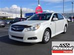 2011 Subaru Legacy 2.5i Sport! 6 Months Limited Powertrain Warranty! in Richmond, British Columbia