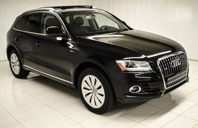 2013 audi q5 hybrid st leonard quebec used car for sale 2702799. Black Bedroom Furniture Sets. Home Design Ideas