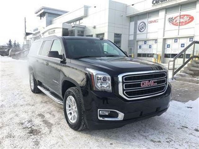 2016 gmc yukon xl slt calgary alberta used car for sale. Black Bedroom Furniture Sets. Home Design Ideas