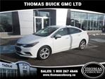 2017 Chevrolet Cruze Premier Auto - LEATHER! HEATED SEATS! in Cobourg, Ontario