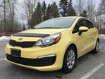 2016 Kia Rio LX+ 4dr Sedan in Surrey, British Columbia