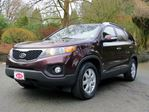 2012 Kia Sorento LX V6 in Langley, British Columbia