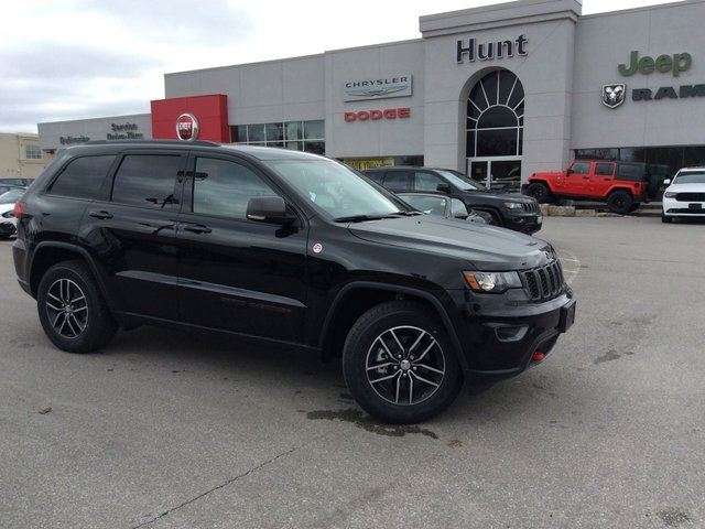 2017 jeep grand cherokee trailhawk milton ontario used car for sale. Cars Review. Best American Auto & Cars Review