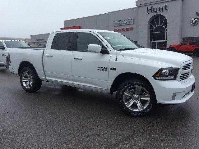 2017 dodge ram 1500 sport milton ontario used car for sale 2703251. Black Bedroom Furniture Sets. Home Design Ideas