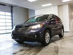 2012 Honda CR-V Touring, AWD, 3M Hood, Remote Starter, Navigation, Leather, Heated Seats, Sunroof, Touch Screen, Back Up Camera, Alloy Rims, Bluetooth in Edmonton, Alberta