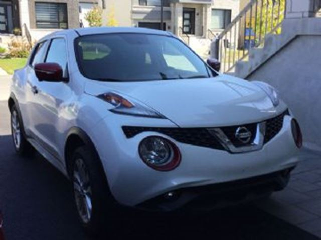 2016 Nissan Juke SL AWD Full Warranty Entire Term !! in Mississauga, Ontario